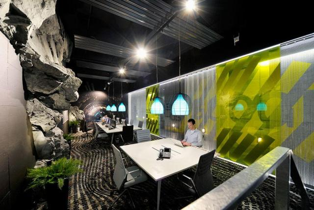 Google Office For Unique And Comfortable Office Desain Ideas