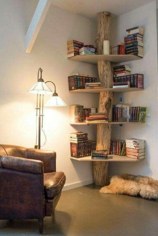 Home Library Design Ideas (3)
