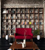 Home Library Design Ideas (31)