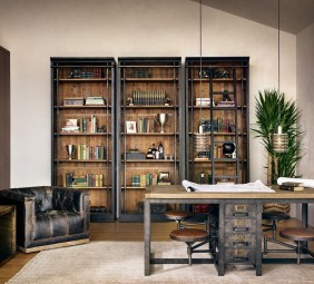 Home Library Design Ideas (55)