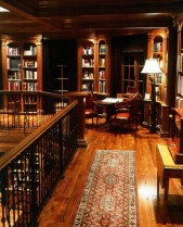 Home Library Design Ideas (69)
