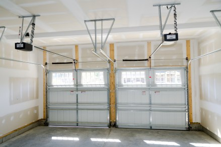 Modern Electric Garage Door Opener