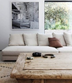 Natural Style Living Room Ideas