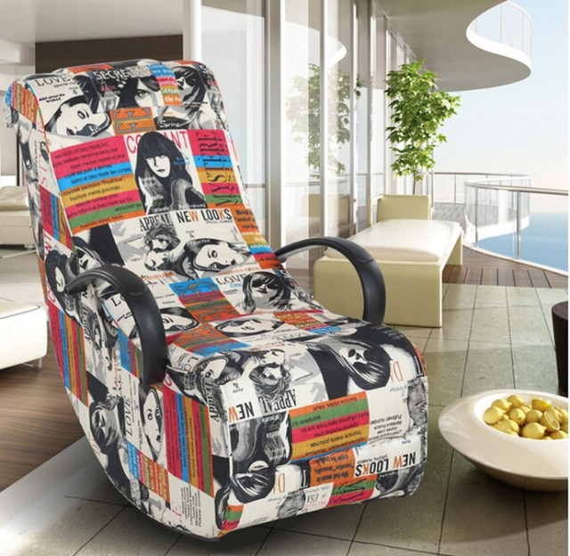 Shake Chairs For Balcony Design Ideas Connected With Bedroom