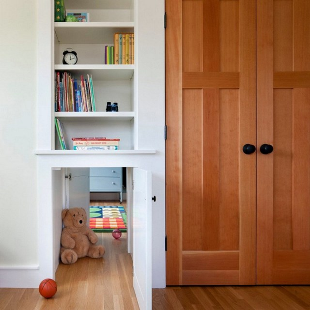 The Secret Hall For Unexpected Secret Space Design In The House Ideas