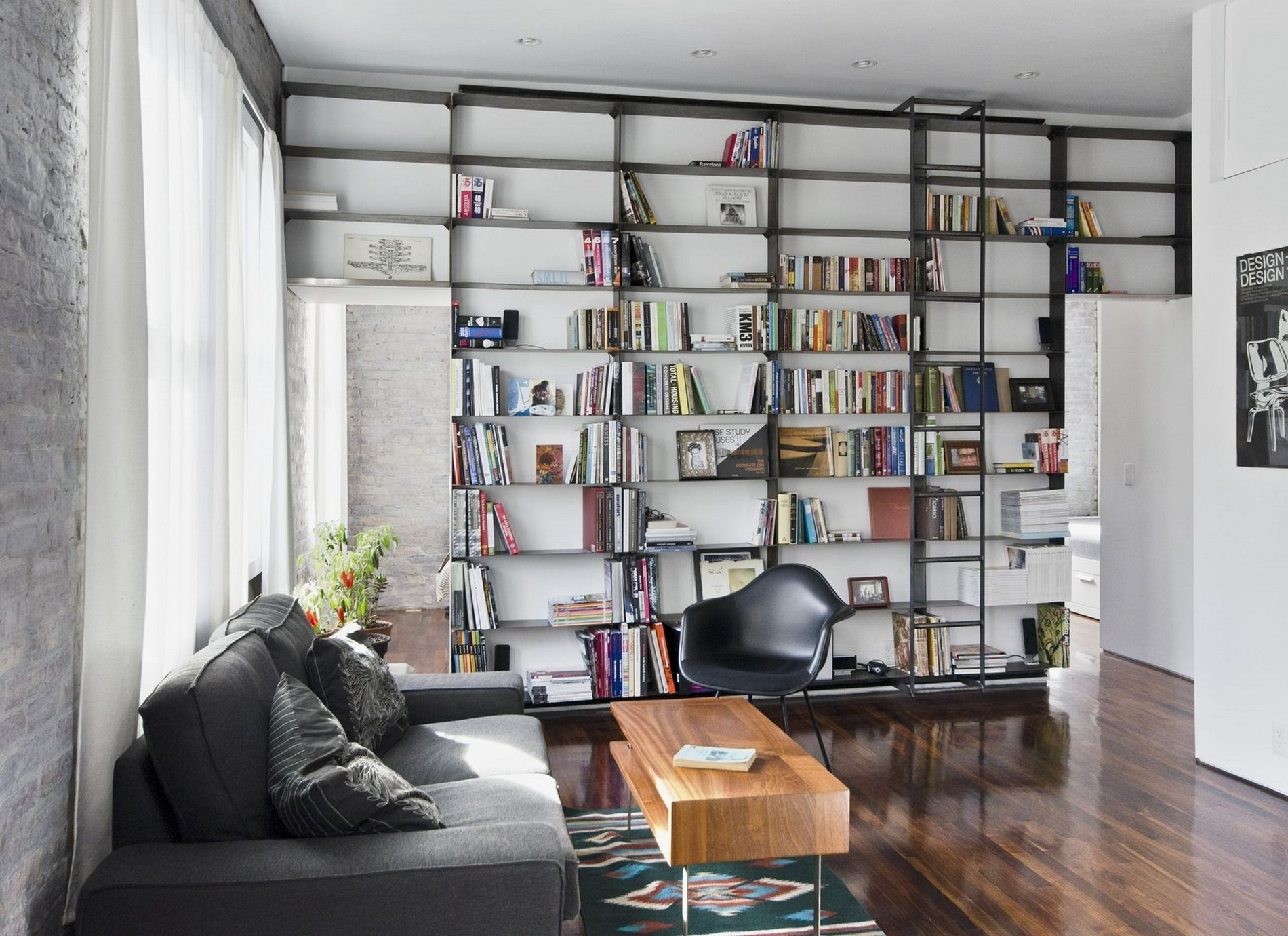 Unique Home Library Design Ideas