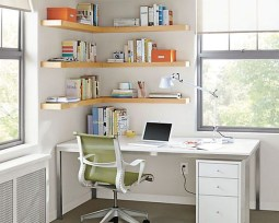Unique And Comfortable Home Office Design Ideas (150)