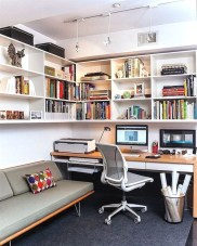 Unique And Comfortable Home Office Design Ideas (35)