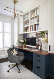 Unique And Comfortable Home Office Design Ideas (64)