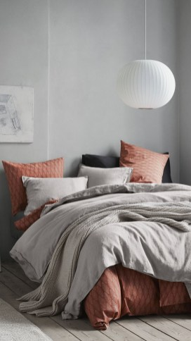 Update With Fresh Bed Linen In An Array Of New Colours And Subtle Patterns