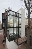 Urban Glass House