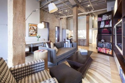 Urban Loft Style Apartment