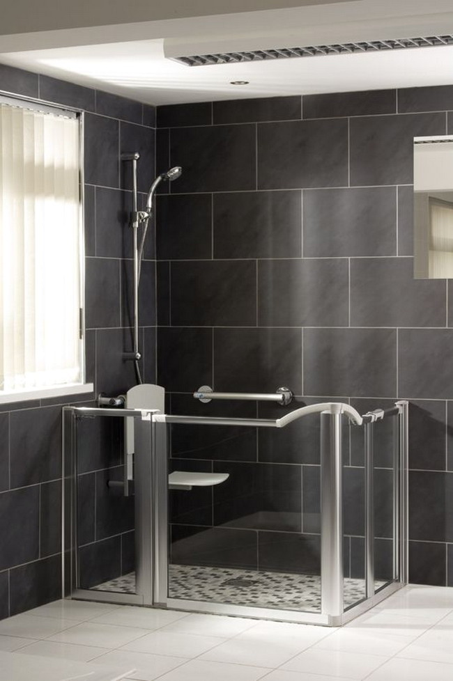 Walk In Showers For Elderly Architecturein