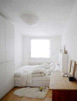 White Decorating Ideas For Small Spaces