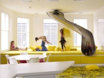 Awesome Slides In Houses (including A DIY!)