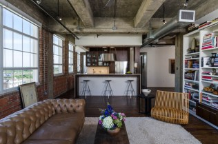 Original Brick Wall for Modern Urban Style Home Decor
