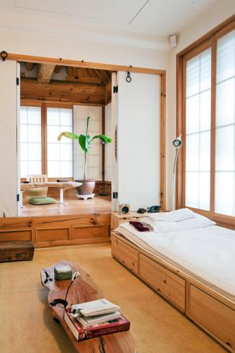 Ethnic Theme for Korean Style Bedroom