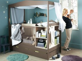 Furniture for Creative Ideas for a Beautiful and Unique Baby Room Design