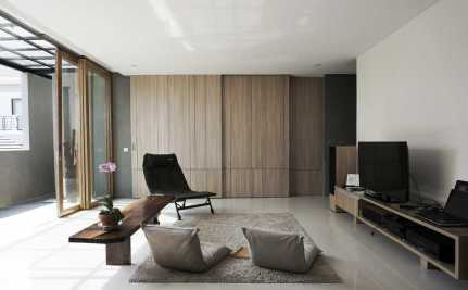 Room Impression is More Extensive than the Actually for Modern Urban Style Home Decor