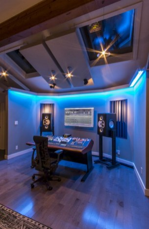 Make A Music Studio At Home
