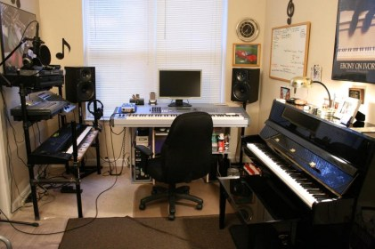Make Music Studio At Home