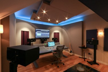 Music Studio At Home Recording