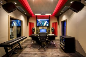 Music Studio Home Design