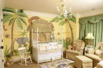 Room Theme for Creative Ideas for a Beautiful and Unique Baby Room Design