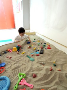 Sand Box for Creative Ideas for Playground at Home
