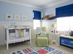 Simple Paint Colors for Creative Ideas for a Beautiful and Unique Baby Room Design