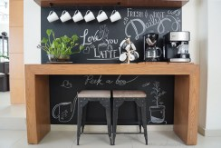 A Really Coffee Bar for Personal Coffee Shop at Home