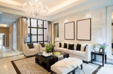 Adjust to the Size for The Right Lighting Tips for the Living Room