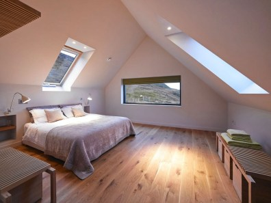 Bed Under A Sloping Roof 2