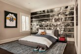 Bedroom Ideas For Male Teenagers With Sports Themes