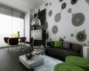 Customize with Yourself for Inspiration Wall Gallery for Exciting Living Room