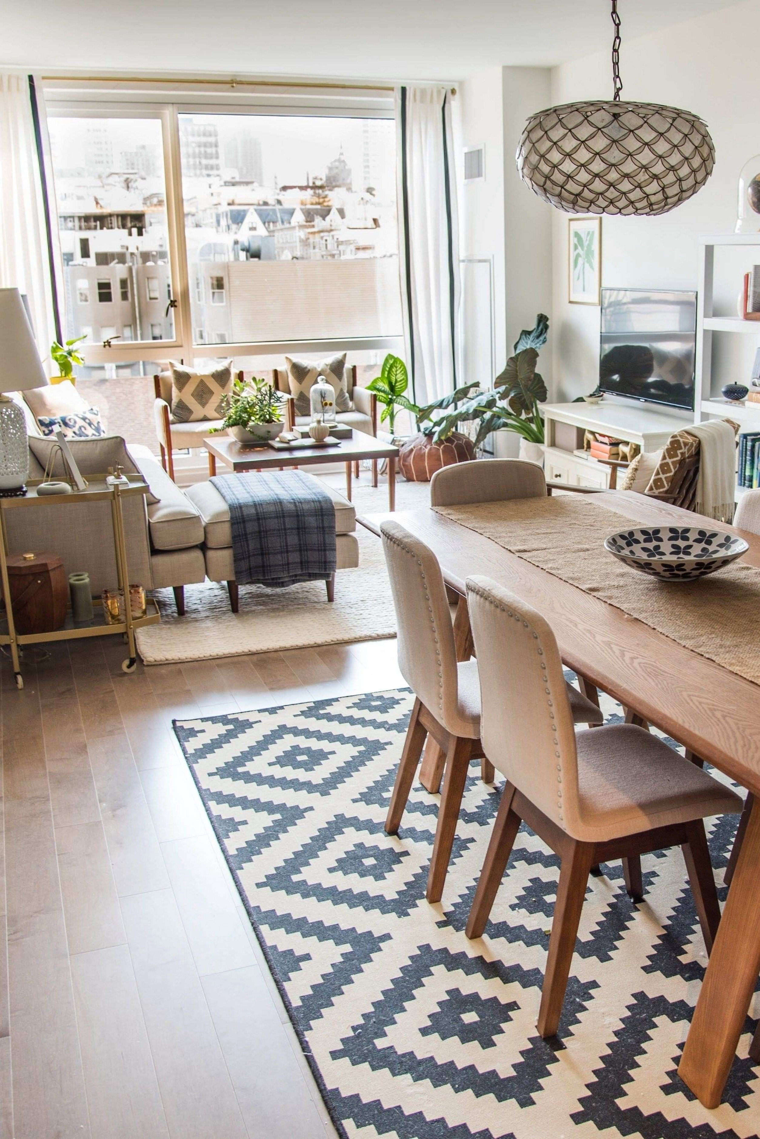 23 Appealing Kitchen Dining Living Room Designs Vrogue Co
