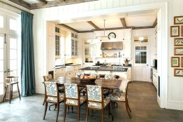 Dining Room Small Open Concept Kitchen Living Room