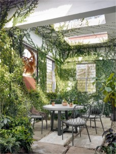 Indoor Dining Room Garden Inspirations