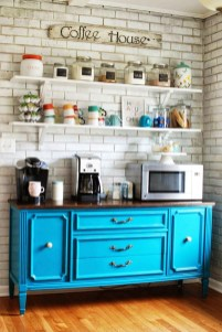 Industrial Style For Personal Coffee Shop At Home