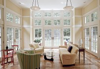 Natural Light Window Treatments Classic Themes