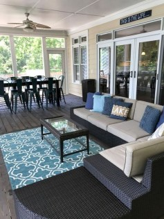Nice Ideas For Changing Terrace Into Closed Living Room (2)