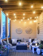 Nice Ideas For Changing Terrace Into Closed Living Room (6)
