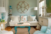 Pastel Color For Instagramable Living Room