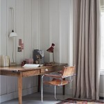 Simple And Vintage Workspace Inspirations