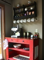 Small Coffee Shop with Naming Identity for Personal Coffee Shop at Home