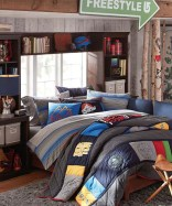 Small Bedroom Design For Teenager Boy