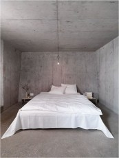 Unfinish Wall For Industrial Bedroom Decorations