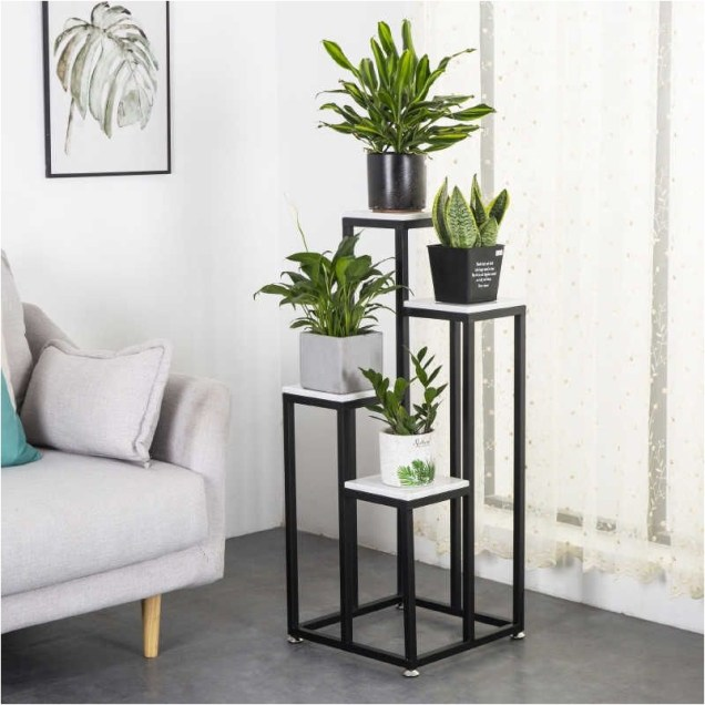 Vases Shelf In Room Ideas