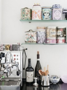 Vintage Style For Personal Coffee Shop At Home