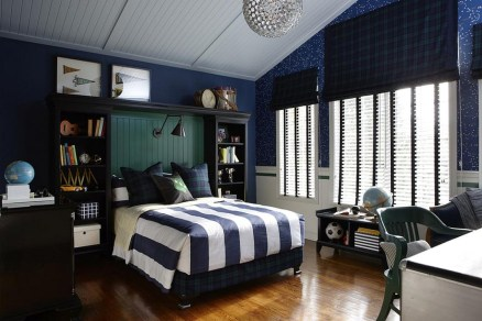 Boy Teenager Bedroom Design